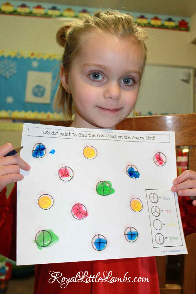 Fraction Painting