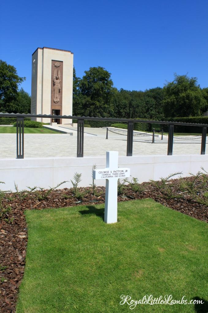 General Patton Grave