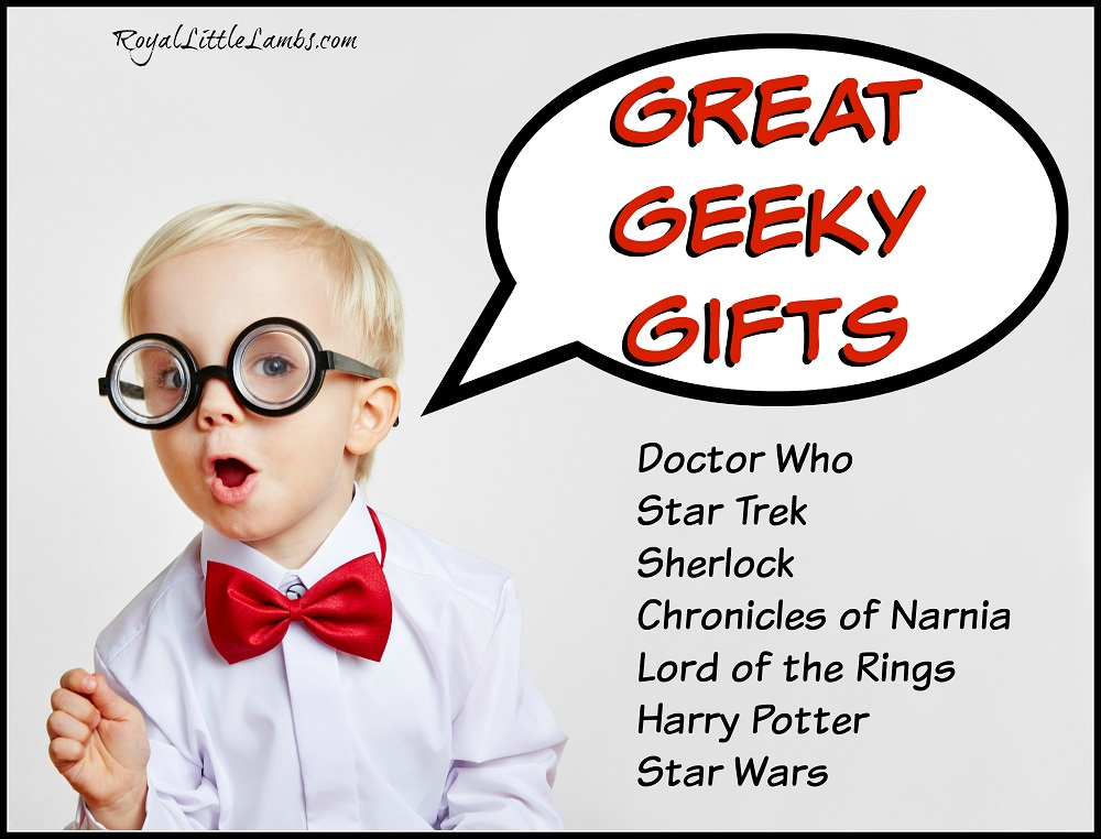 Great Geeky Gifts