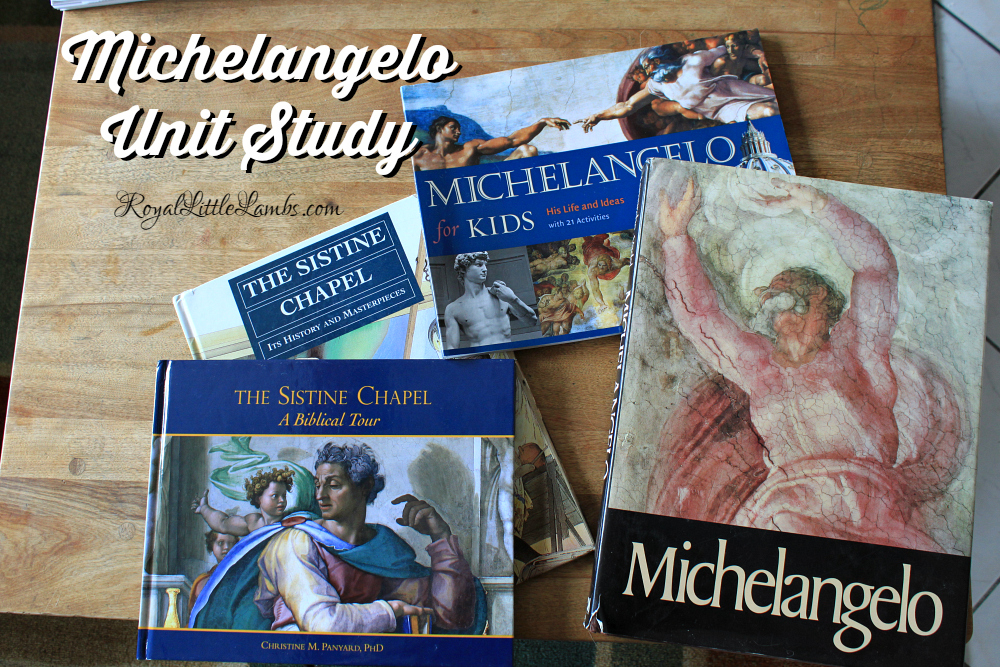 Michelangelo Unit Study