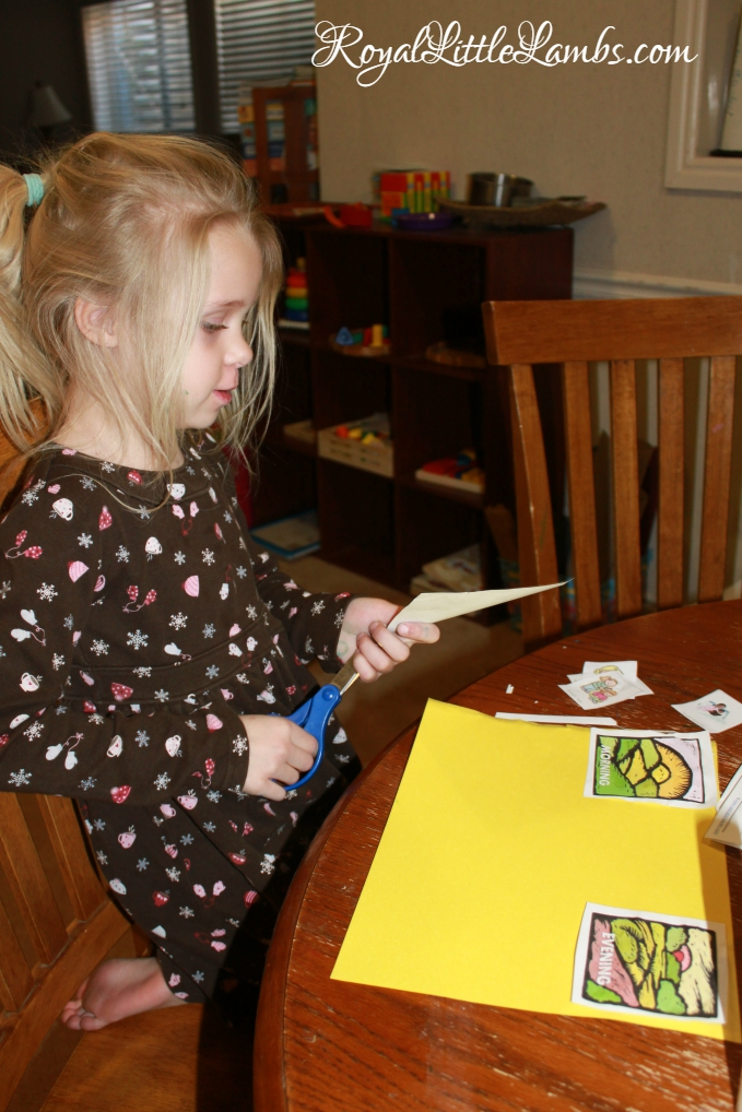 Reading Crafts