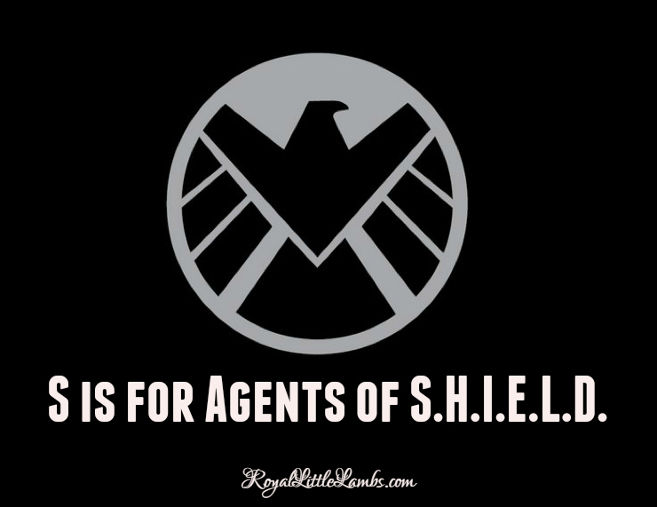S is for Agents of SHIELD
