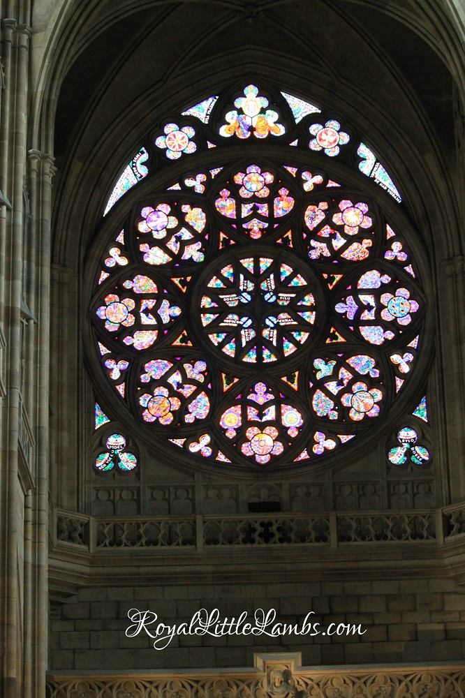 St. Vitus Rose Window