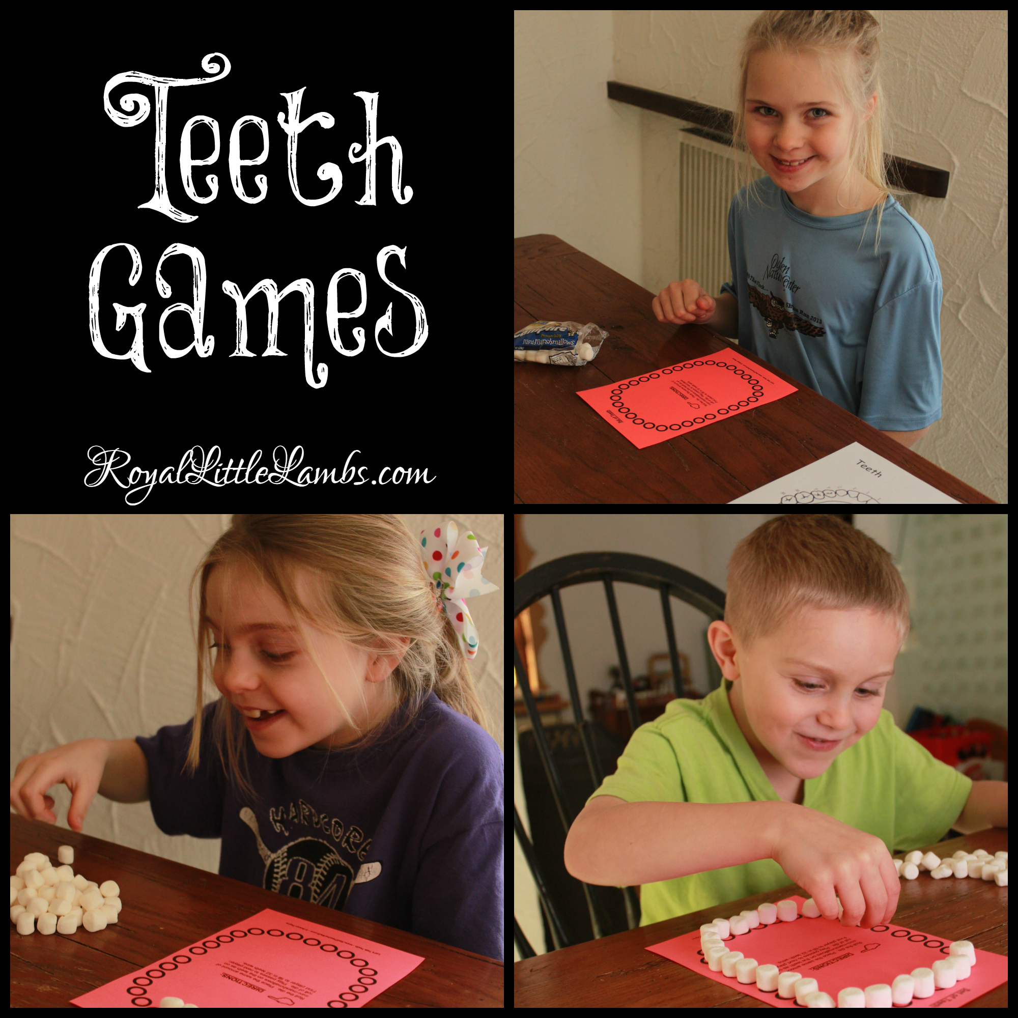 Teeth Games