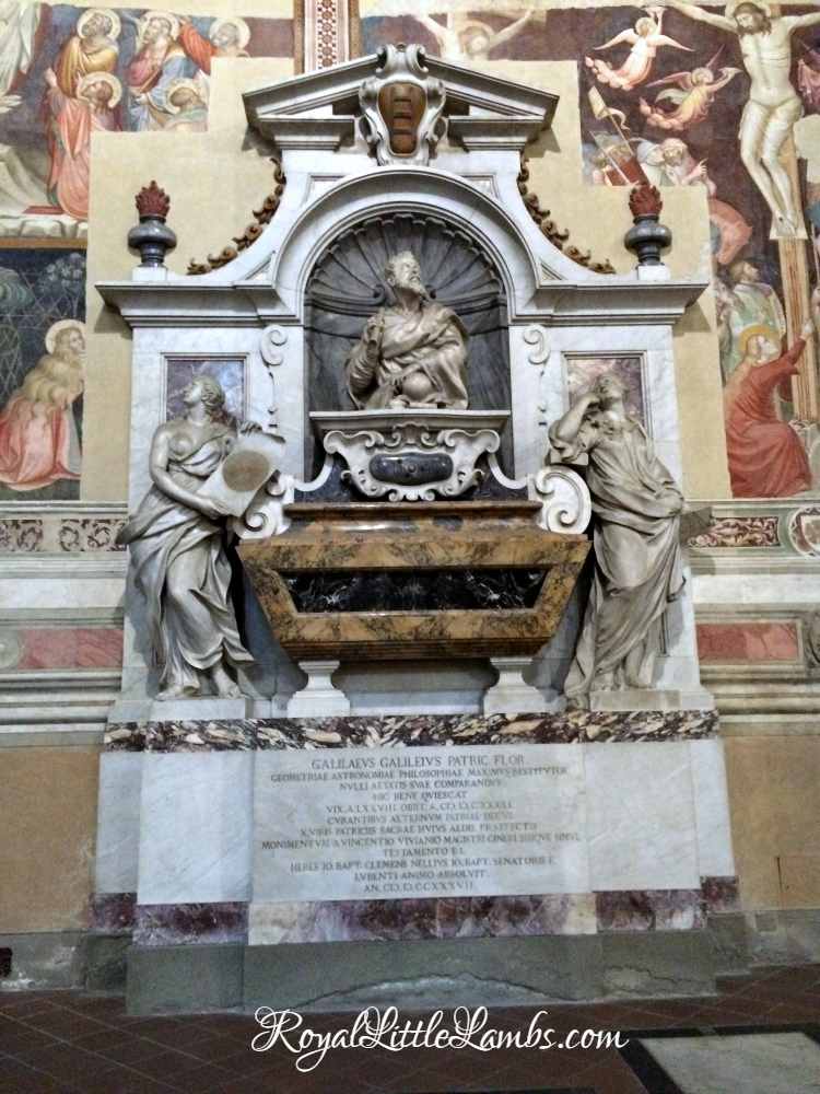 tomb-of-galileo