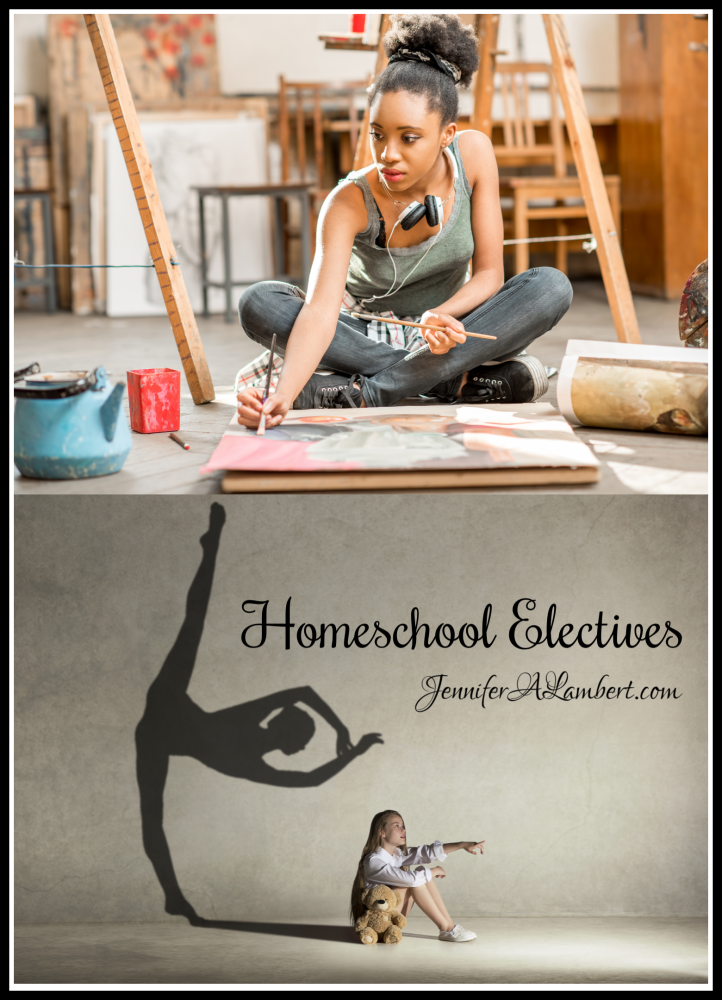 Homeschool Electives