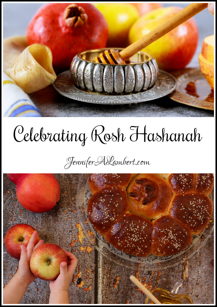 Celebrating Rosh Hashanah by Jennifer Lambert