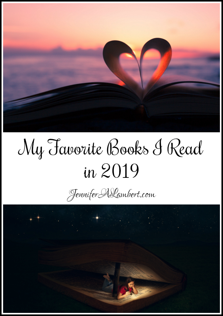 Best Books of 2019 by Jennifer A. Lambert